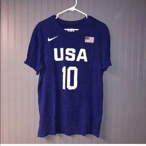 Men's Nike Kyrie Irving USA Tee Large